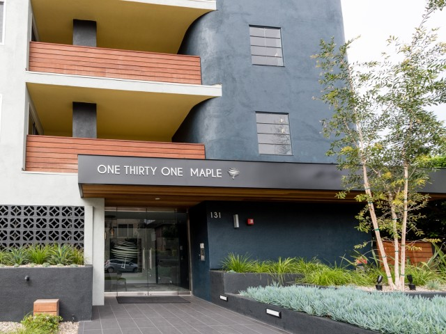 131 Maple Furnished Rental-Sample Image of Beverly Hills CA Intern Housing