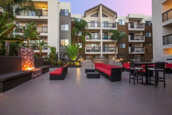 15Fifty5 Furnished Rental-Sample Image of Walnut Creek CA Intern Housing