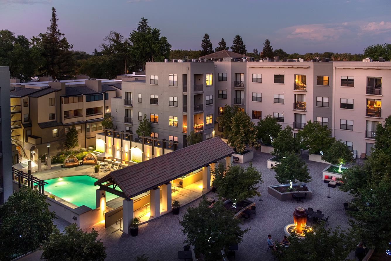 1801 L Serviced Apartment - Sample Image of Sacramento, CA Construction Housing
