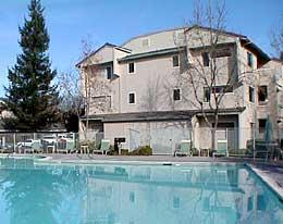 Serviced apartments in San Jose.