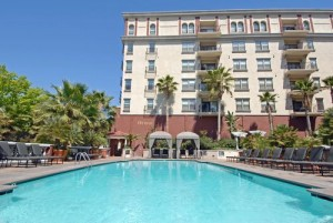 A serviced apartment in Chula Vista.
