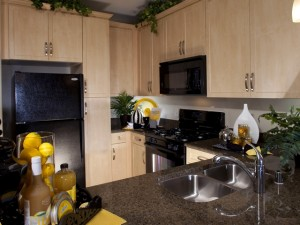 Serviced apartments in Irvine.