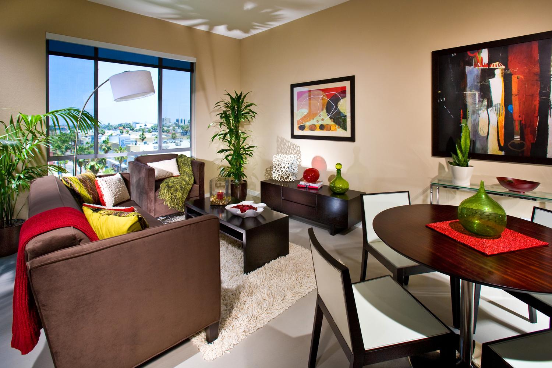 210 Third Lofts Serviced Apartments - Sample Image of Long Beach, CA Nurse Housing