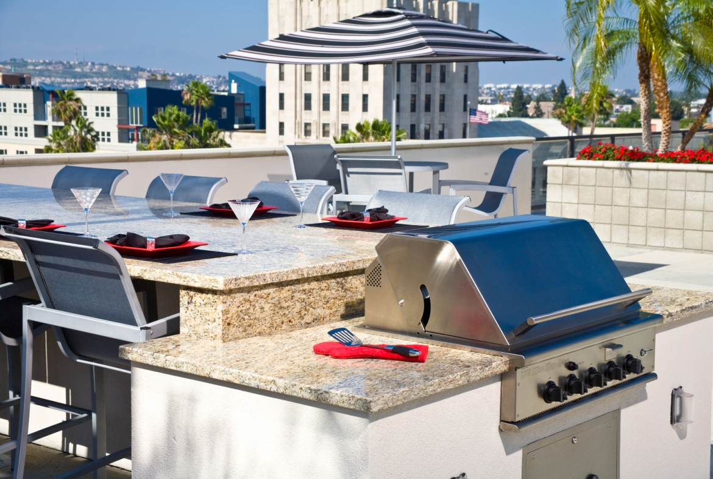 210 Third Lofts Furnished Rental - Sample Image of Long Beach, CA Intern Housing