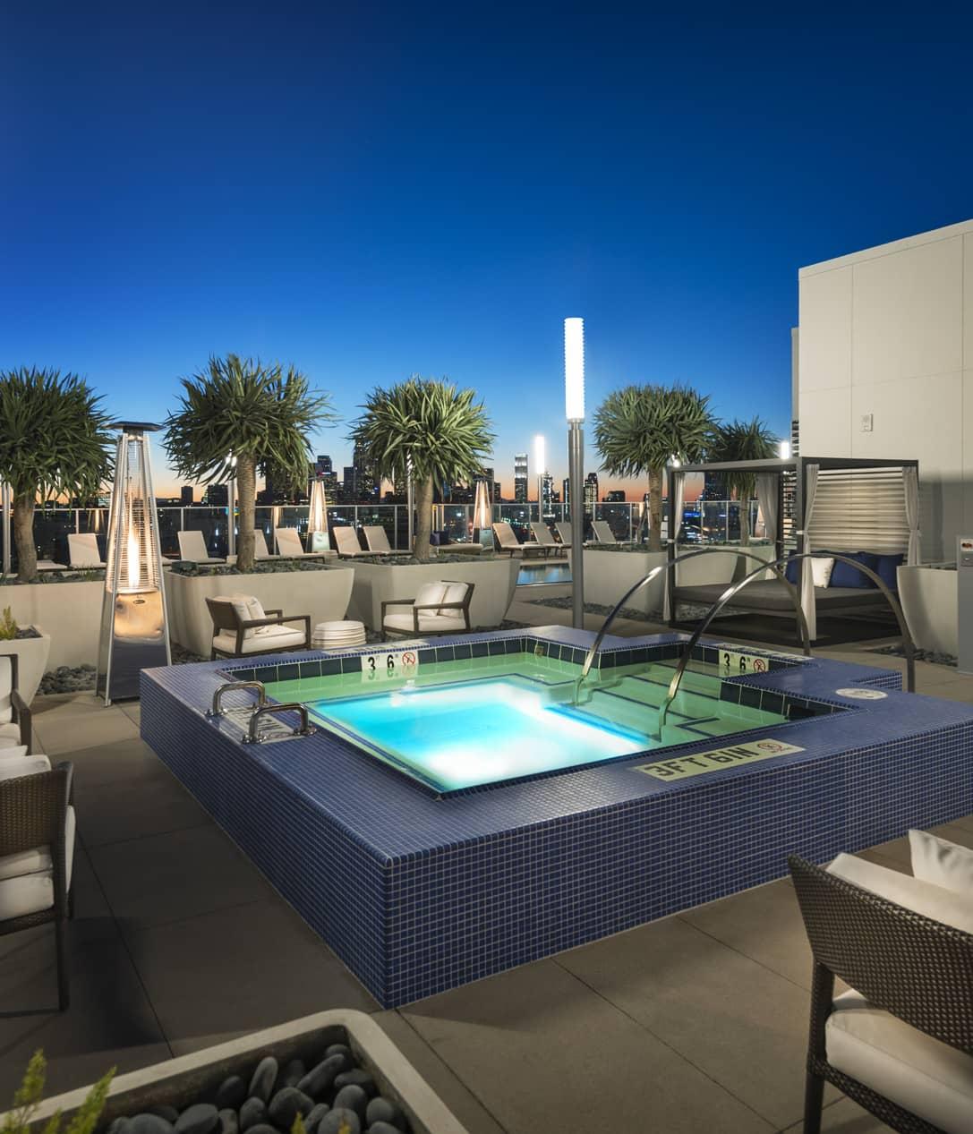 3033 Wilshire Corporate Housing-Sample Image of Los Angeles CA Intern Rental