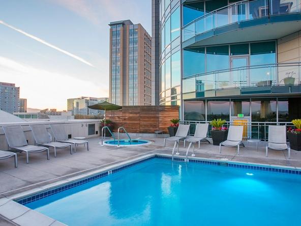 360 Residences Serviced Apartment-Sample Image of San jose CA Intern Rental