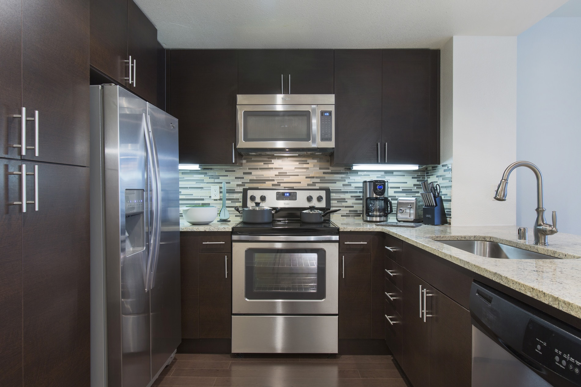 388 Beale Serviced Apartment-Sample Image of San Francisco, CA Insurance Housing