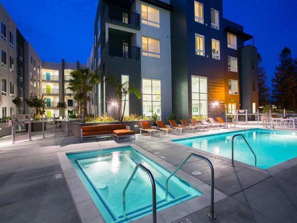 Aire Short Term Rental-Sample Image of San Jose CA Temporary Home