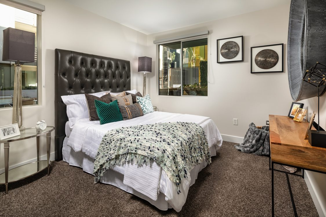 Alaya - Serviced Apartment - Sample Image of Hollywood, CA Insurance Housing