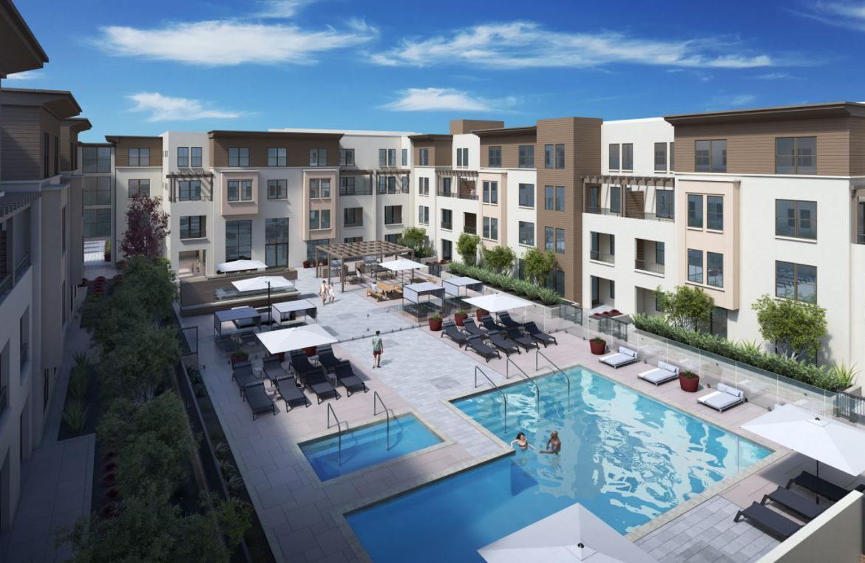 Anson Corporate Housing-Sample Image of Burlingame CA Nurse Housing