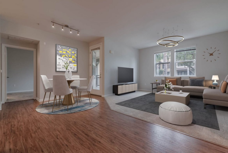 Artisan Short Term Rental Apartment-Sample Image of Oxnard CA Nurse Housing