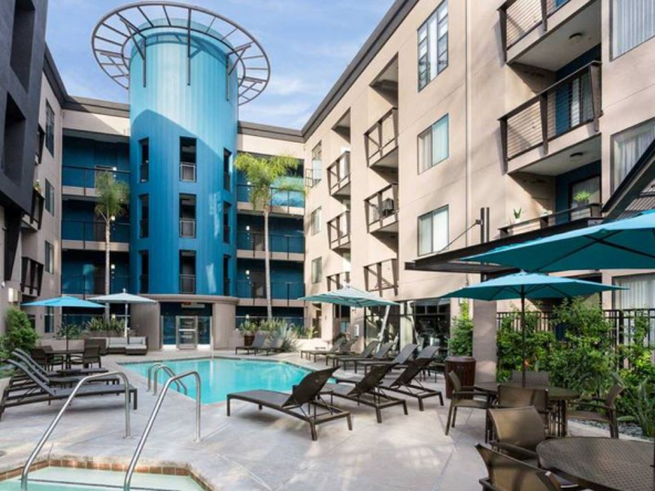 Avalon Furnished Housing-Sample Image of Studio City CA Temporary Apartment