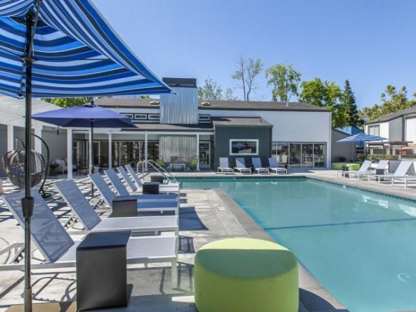 Avana Stoneridge Extended Stay-Sample Image of Pleasanton CA Intern Rental