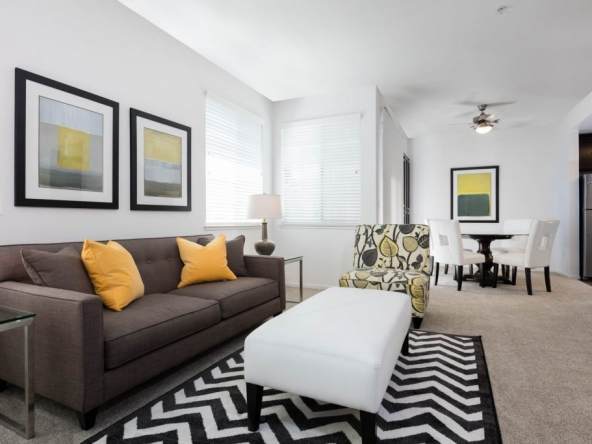 Aviare Apartment Homes - Sample Image of Cupertino, CA Construction Crew Housing