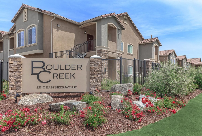 Boulder Creek Corporate Rental-Sample Image of Fresno CA Intern Apartments