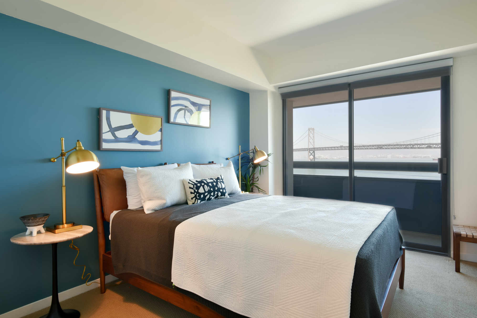 Towers at Rincon Extended Stay-Sample Image of San Francisco CA Nurse Apartments