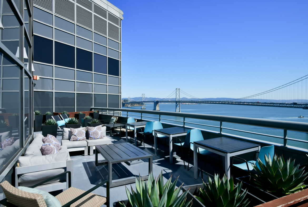 Towers at Rincon Corporate Rental-Sample Image of San Francisco CA Intern Home