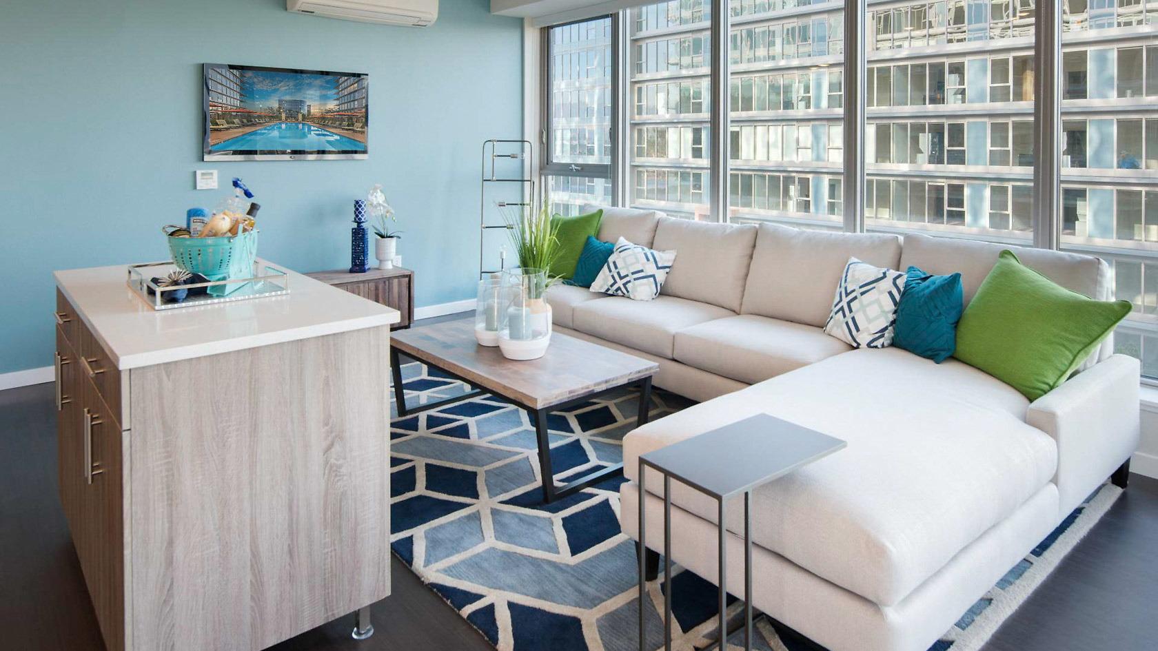 Century Towers Extended Stay-Sample Image of San jose CA Nurse Rental