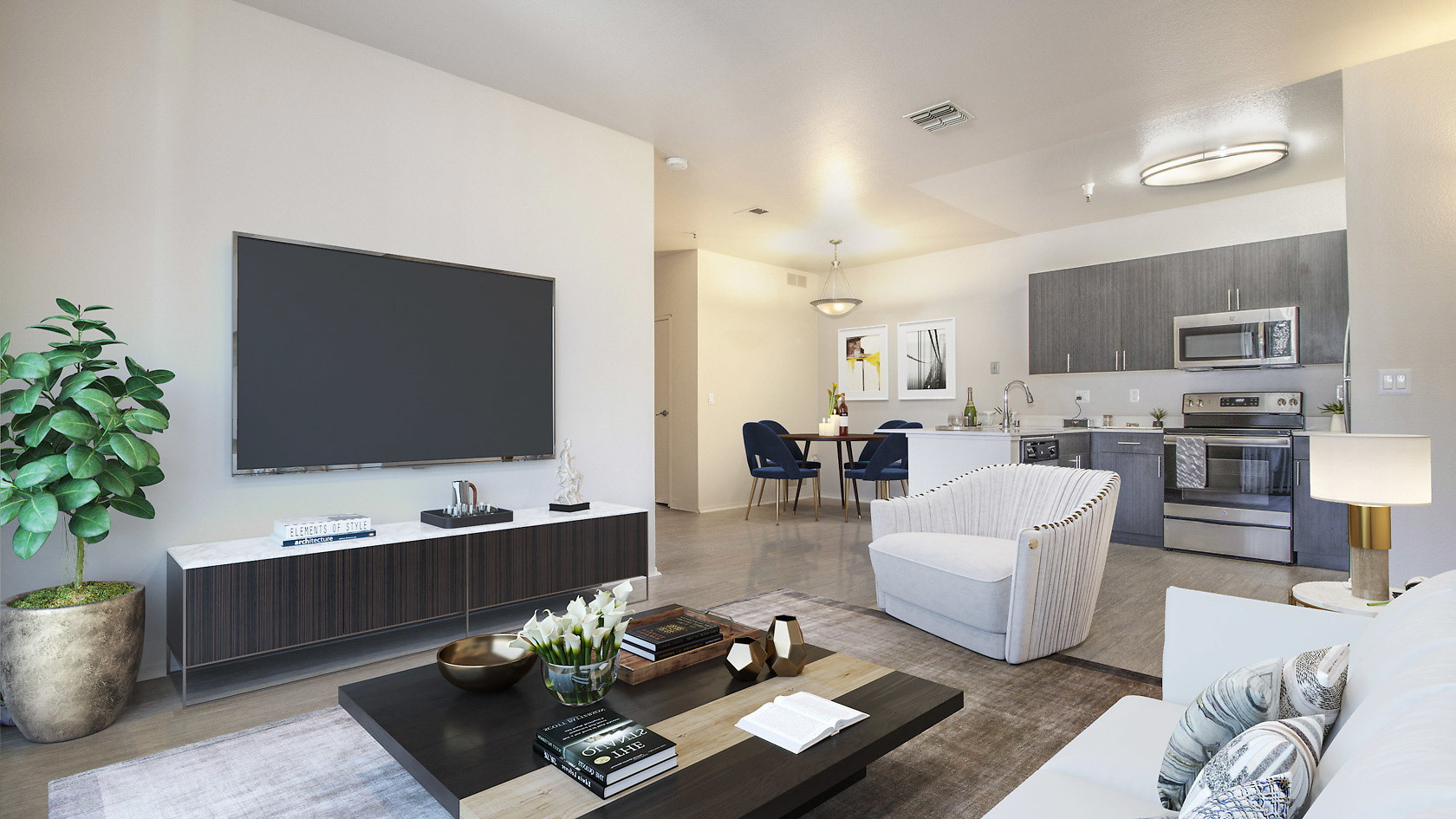 Crow Canyon Corporate Home-Sample Image of San Ramon CA Nurse Apartment