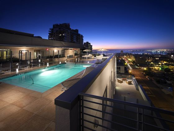 Current Corporate Apartments-Sample Image of San Diego CA Insurance Housing