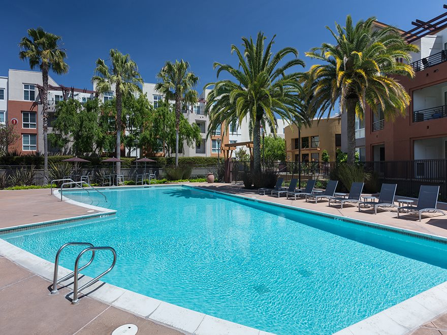 Domicilio Corporate Housing-Sample Image of Santa Clara CA Intern Apartment