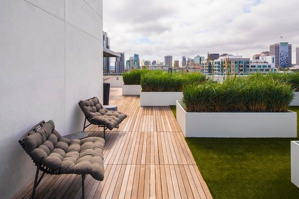 EV Lofts Furnished Rental-Sample Image of San Diego CA Intern Housing