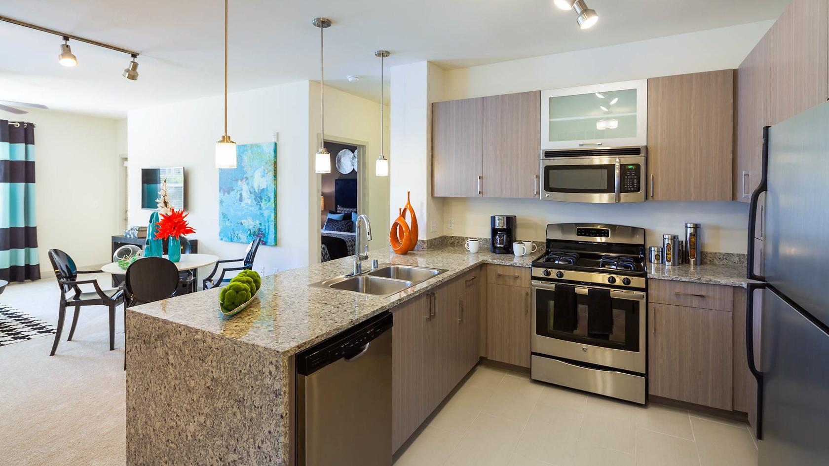 Enso Short Term Stay Housing-Sample Image of San Jose CA Insurance Apartments