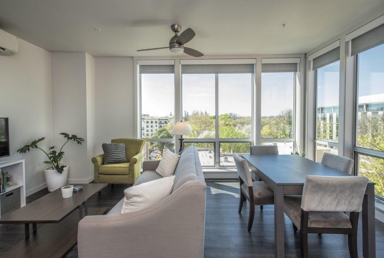 Eviva Midtown Short Term Apartment-Sample Image of Pasadena CA Nurse Rentals