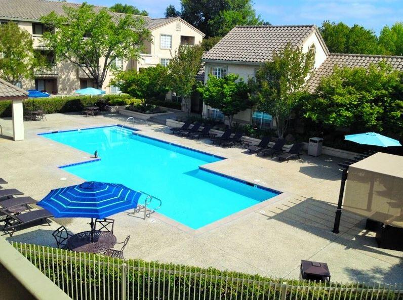 Hacienda Commons Corporate Rental-Sample Image of Pleasanton CA Intern Home