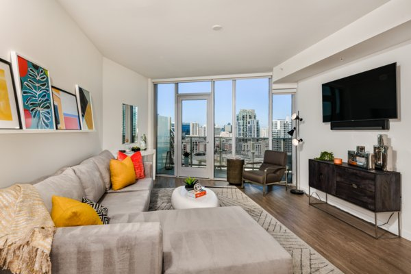 K1 Short Term Stay Apartments-Sample Image of San Diego CA Insurance Housing
