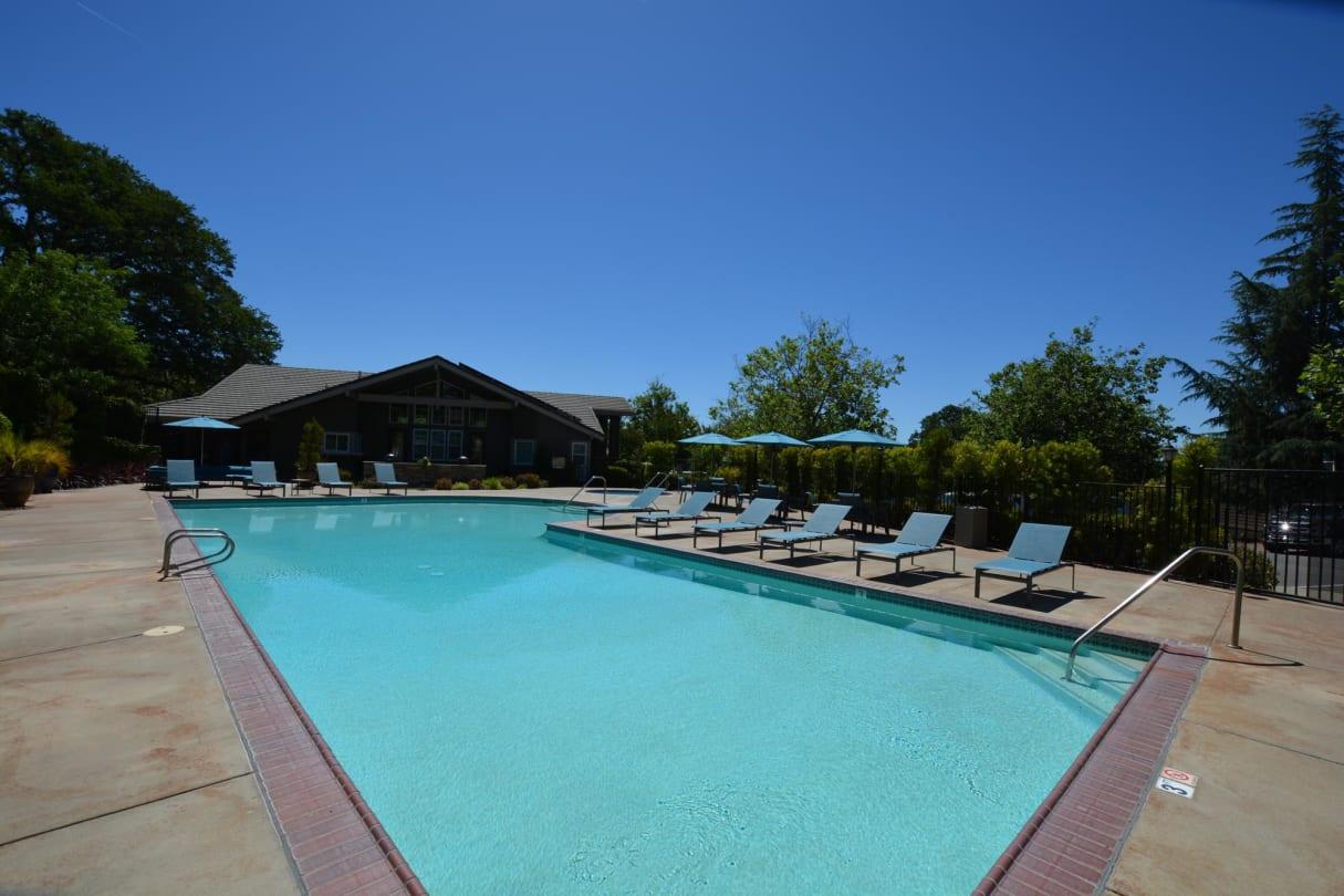 Lake Forest Corporate Rental-Sample Image of El Dorado Hills CA Intern Home