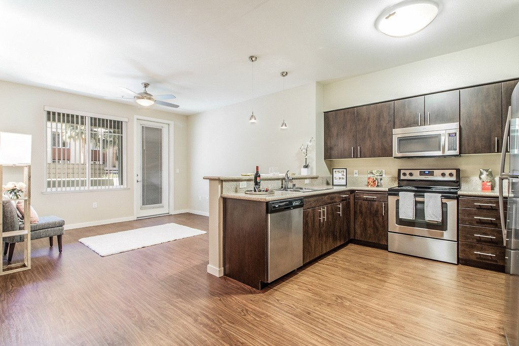 Lawrence Station Extended Stay-Sample Image of Sunnyvale CA Nurse Apartments