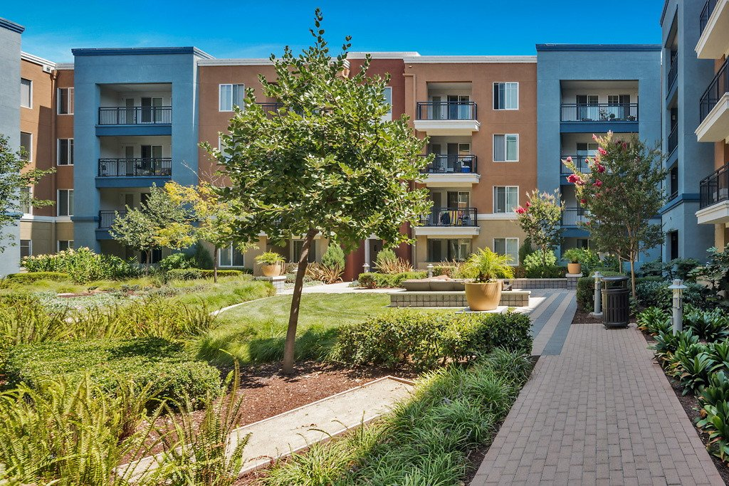 Lawrence Station Corporate Rental-Sample Image of Sunnyvale CA Intern Housing