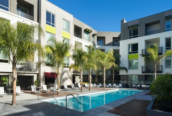 Loft House Corporate Rental-Sample Image of Sunnyvale CA Insurance Housing