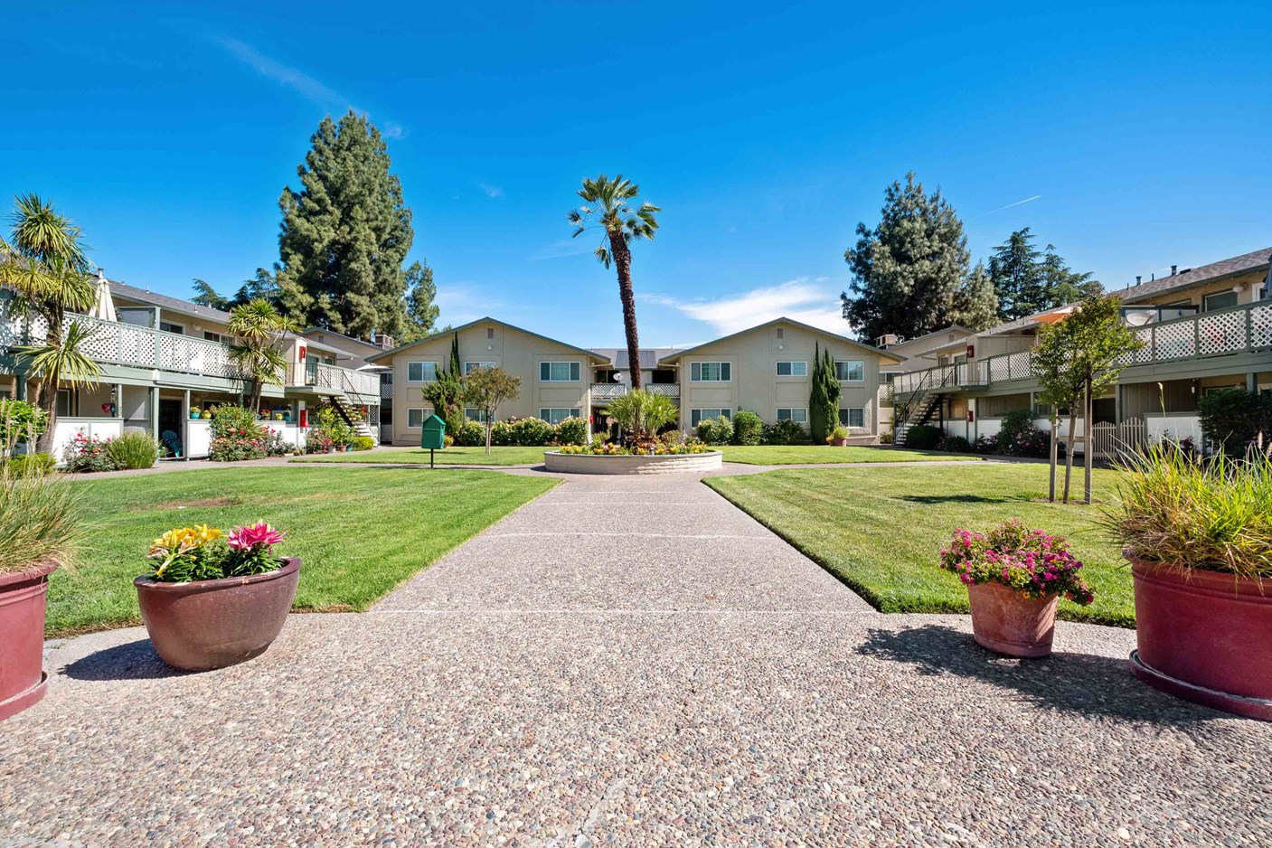 Mission Park Extended Stay Apartment - Sample Image of Gilroy, CA Intern Housing