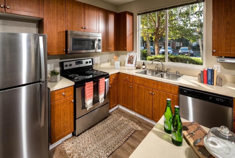 Montiavo Furnished Apartment - Sample Image of Santa Maria, CA Intern Housing
