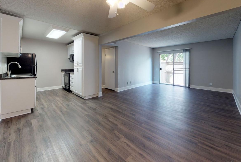 Mountain View Apartment - Sample Image of San Dimas CA Construction Crew Rental