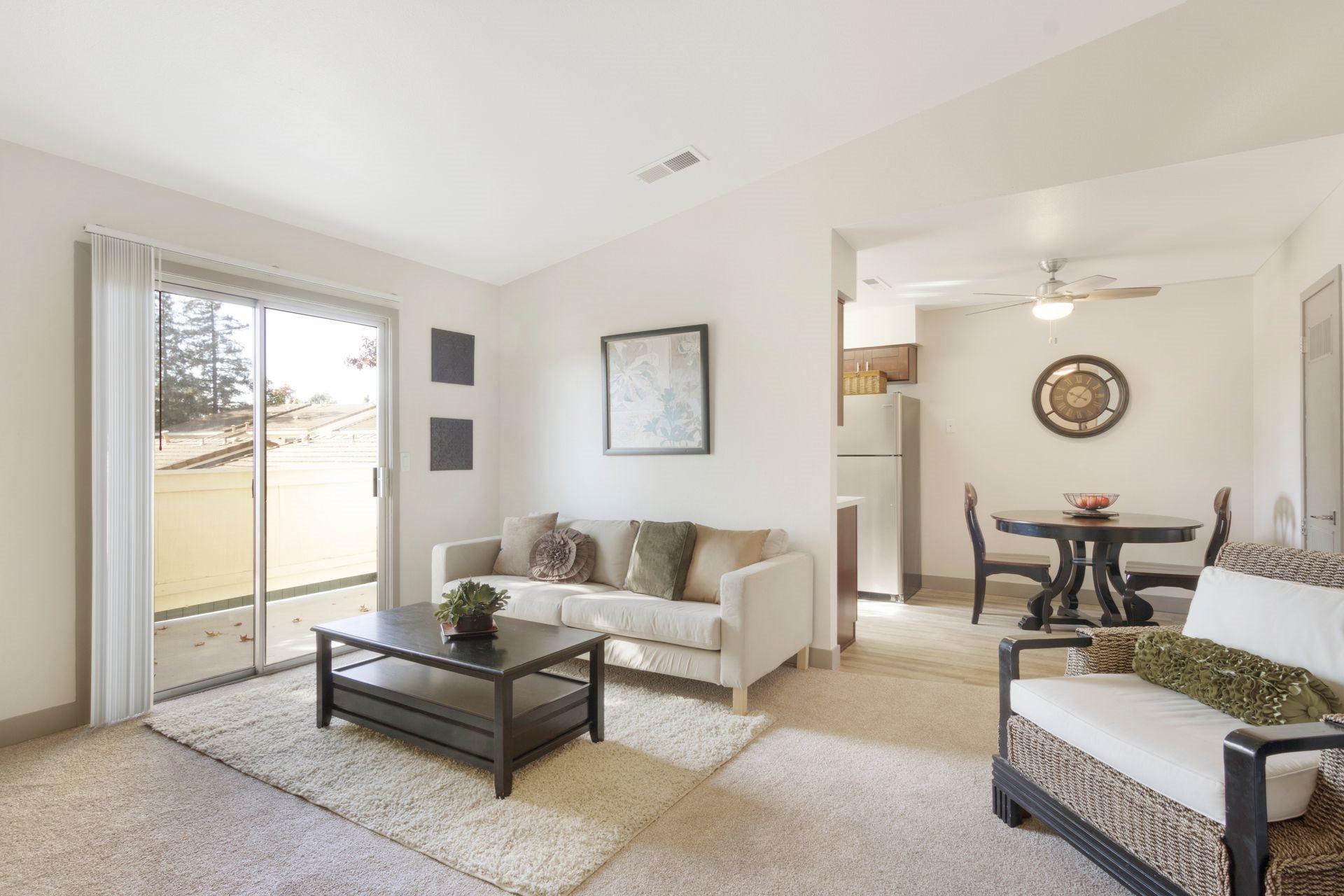 Northwood Village Short Term Stay-Sample Image of Merced CA Intern Rental