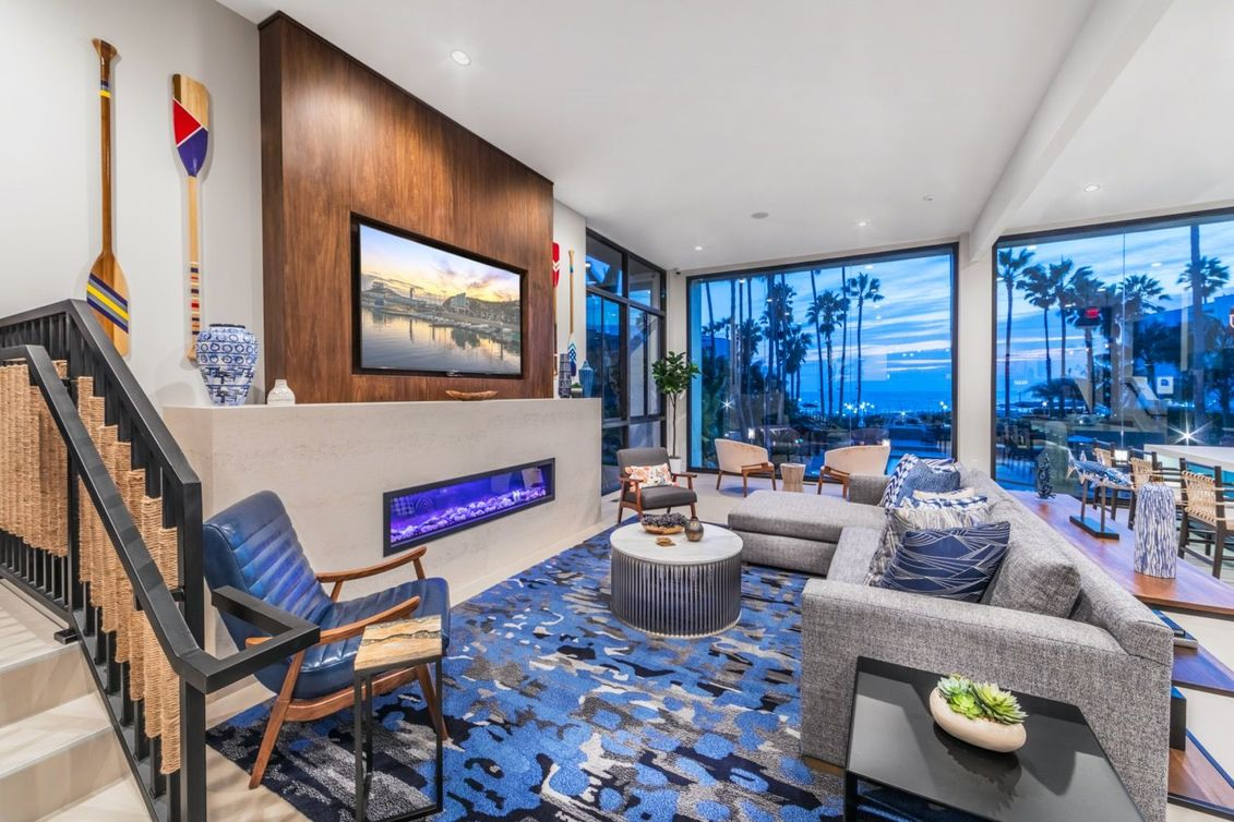 Ocean Club Short Term Stay-Sample Image of Redondo Beach CA Nurse Apartment