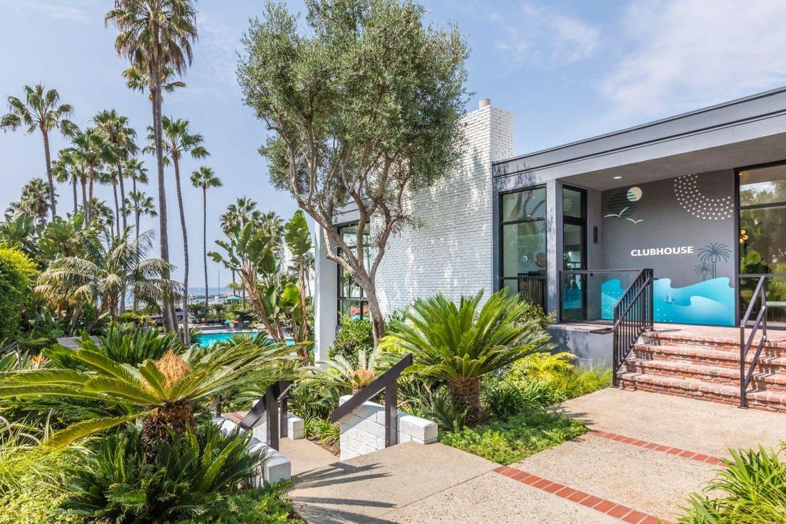 Ocean Club Furnished Rental-Sample Image of Redondo Beach CA Intern Housing