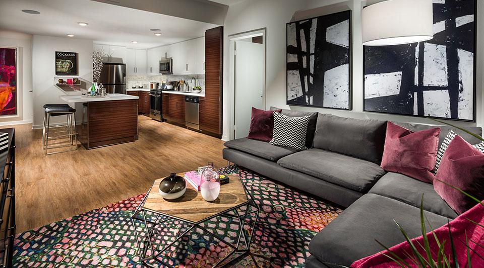 Onyx Corporate Rental - Sample Image of Glendale, CA Temporary Housing