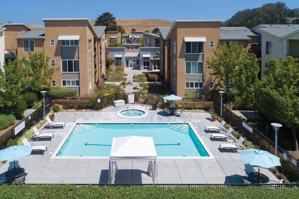 Pacific Shores Furnished Rental-Sample Image of Santa Cruz CA Intern Home