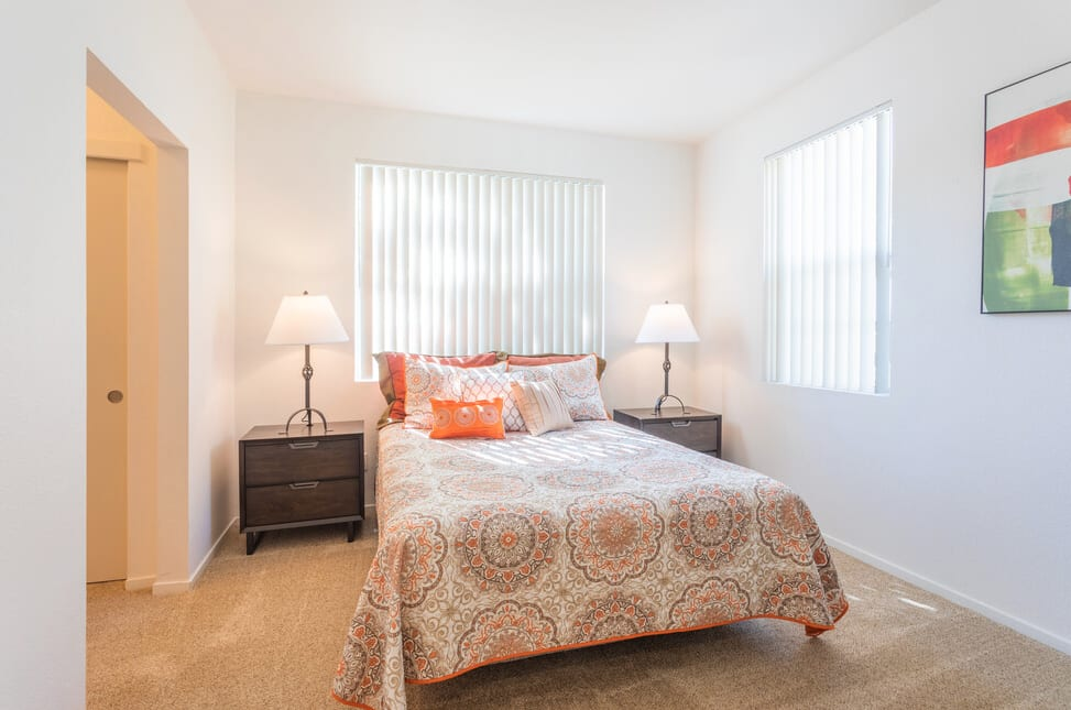Palm Court Extended Stay Rental-Sample Image of Salinas CA Insurance Housing