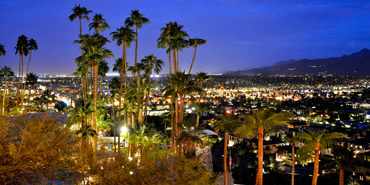 Palm Springs – the golf capital of the world
