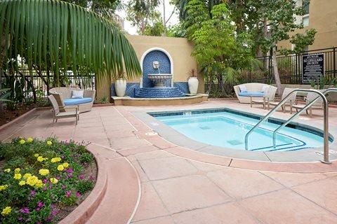 Promenade Rio Vista Furnished Rental-Sample Image of San Diego CA Intern Home