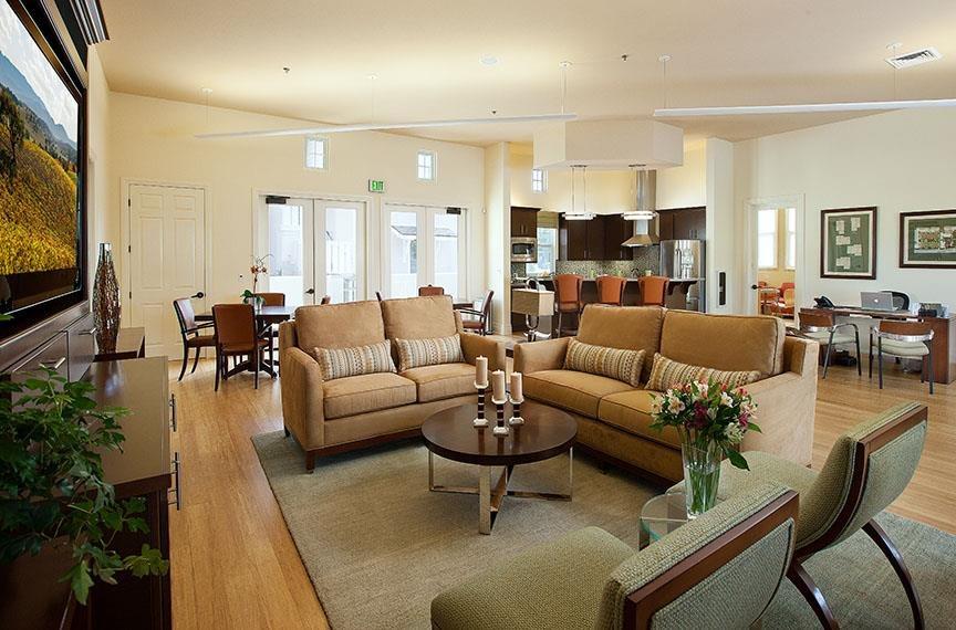 Ralston Courtyard Corporate Rental-Sample Image of Ventura CA Intern Housing