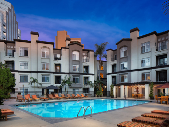 Regents Corporate Housing-Sample Image of La Jolla CA Intern Apartment Rental