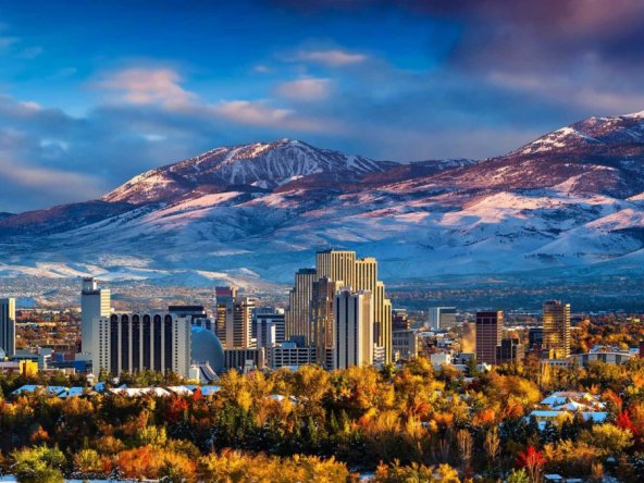 Serviced apartments available in Reno, NV