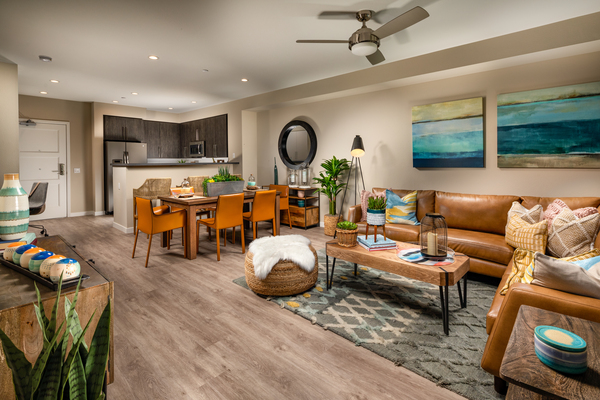 SALT Corporate Home-Sample Image of Oceanside CA Intern Apartment Rental