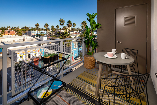 SALT Short Term Rental-Sample Image of Oceanside CA Furnished Apartment